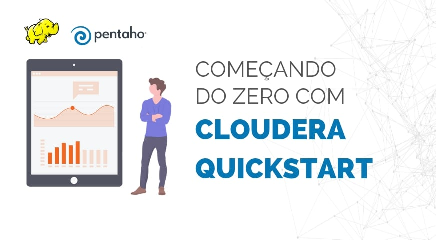 Cloudera Quickstart com Kerberos e Pentaho Data Integration – começando do zero