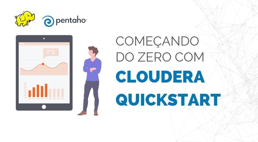 Cloudera Quickstart com Kerberos e Pentaho Data Integration – começando do zero
