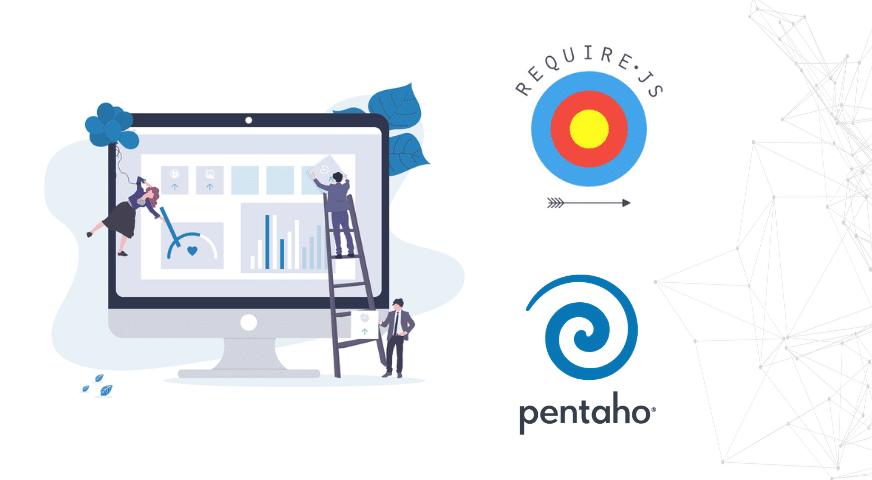 Embutindo painéis Pentaho com RequireJS