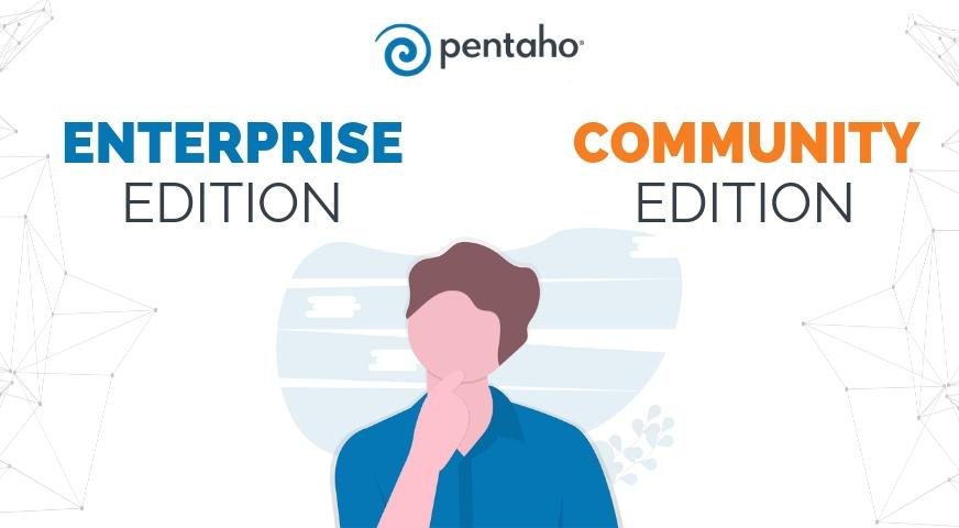 Pentaho Enterprise vs Pentaho Community