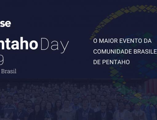 Pentaho day 2019
