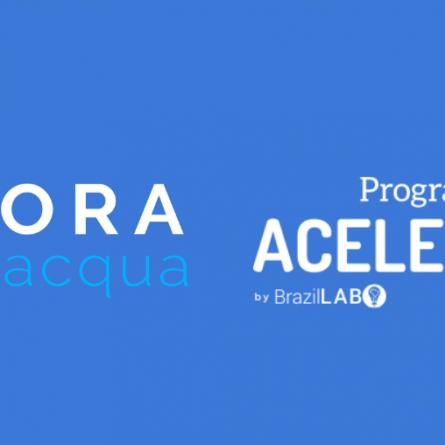 Scora Acqua Programa de Aceleração BrazilLab